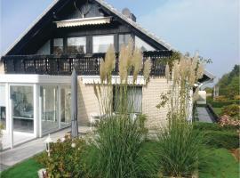 Two-Bedroom Apartment in Bad Pyrmont, Bad Pyrmont (Lichtenhagen yakınında)