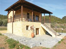 Four-Bedroom Holiday Home in Chiliadou, Develíkia