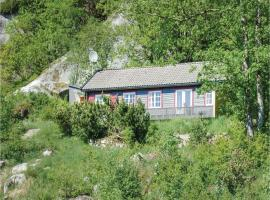 Three-Bedroom Holiday Home in Lindesnes, Osestad