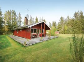 Four-Bedroom Holiday Home in Frostrup, Frøstrup (Nørklit yakınında)