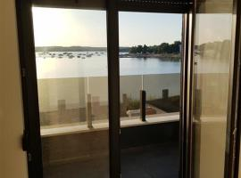 Brand new apartment with pool with sea view
