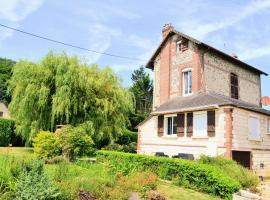 Luckey Homes - Route de la Vallée d'Ingres, La Rivière Saint Sauveur (рядом с городом Ла-Ривьер-Сен-Совёр)