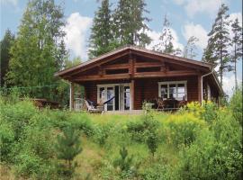 Four-Bedroom Holiday Home in Gnosjo, Gnosjö