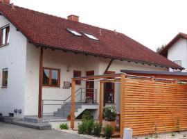 Ferienwohnung im sonnigen Kaiserstuhl, Endingen (Forchheim yakınında)