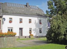 Apartment Büllingen 199, Manderfeld (Auw yakınında)