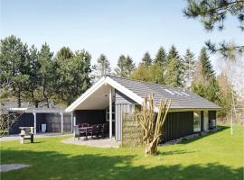 Three-Bedroom Holiday home Græsted with a Fireplace 01, Udsholt Sand