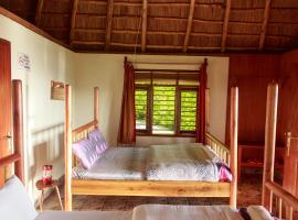 Chimpanzee Forest Guesthouse, Kibale Forest National Park