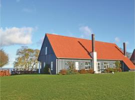 Holiday Home Bandholm with Fireplace 04, Bandholm (Askø By yakınında)