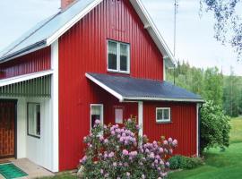 Holiday home Graninge Boviken Töcksfors, Navarsviken