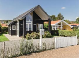 Two-Bedroom Holiday Home in Bjert, Sønder Bjert