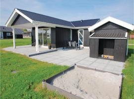 Three-Bedroom Holiday home Haderslev with a Fireplace 06, Knud