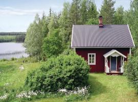 Holiday home Bjuråker 26, Strömbacka
