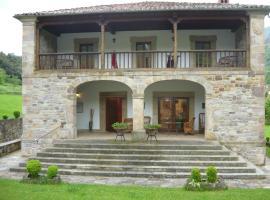 Casa Rural San Pelayo, Camaleño (Brez yakınında)