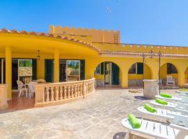 Villa del Mar Mondrago, Cala Mondrago