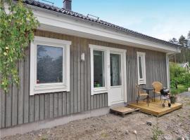 One-Bedroom Apartment in Fjällbacka