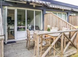 One-Bedroom Holiday Home in Stromstad