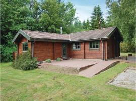 Holiday home Muslingevej Roslev III, Vester Grønning (Lundø yakınında)