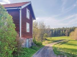 Three-Bedroom Holiday Home in Flen