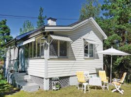 Holiday Home Saltsjo-Boo with Fireplace I, Gustavsvik