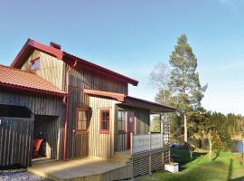 Holiday Home Arvika with Fireplace 02, Hungalsvik (nära Arvika)