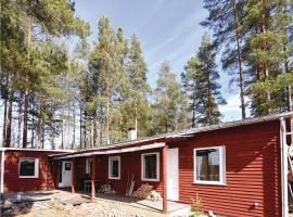 Holiday Home Hagfors with Sauna I, Uvanå