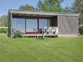 Three-Bedroom Holiday home Sydals with Sea View 05