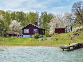 Holiday Home Nynashamn with Sauna II, Svärdsund (nära Nynäshamn)