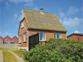 Three-Bedroom Holiday Home in Ulfborg, Thorsminde