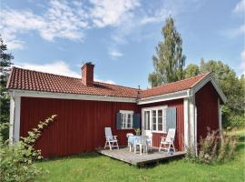 Two-Bedroom Holiday Home in Saffle, Säffle