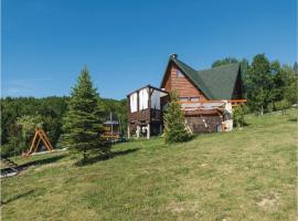 Two-Bedroom Holiday Home in Pisarovina, Pisarovina (рядом с городом Kraljevec Kupinečki)