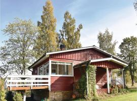 Three-Bedroom Holiday Home in Arjang, Årjäng