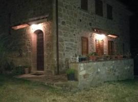 Villa Il Corniolo, Poggioni (Morra yakınında)
