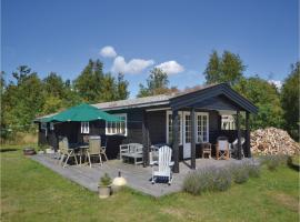 Three-Bedroom Holiday Home in Store Fuglede, Store Fuglede (Bjerge yakınında)