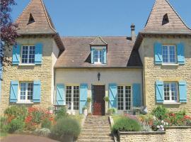 Holiday home Les Champagnes Est, Saint-Rabier (рядом с городом Peyrignac)