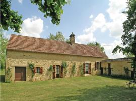 Holiday home Les Poulvelleries H-576, Proissans (рядом с городом Marcillac-Saint-Quentin)
