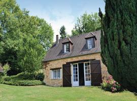 Holiday Home Les Retirants, Saint-Cernin-de-Reillac (рядом с городом Saint-Félix-de-Reillac-et-Mortemart)