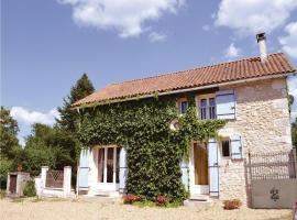 Holiday Home La Chapelle Faucher XXI, La Chapelle-Faucher
