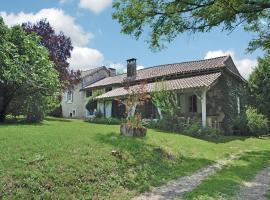 Holiday Home La Grange Des Filles, Montagrier (рядом с городом Tocane-Saint-Apre)