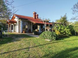 Two-Bedroom Holiday home with Sea View in Kostanjevica