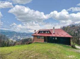 Three-Bedroom Holiday Home in Marija Bistrica, Мария-Бистрица (рядом с городом Hrašćina)