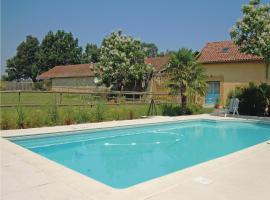 Holiday Home Domaine Tournesol
