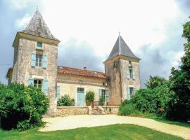 Holiday Home Bourlens - 01, Bourlens (рядом с городом Cazideroque)