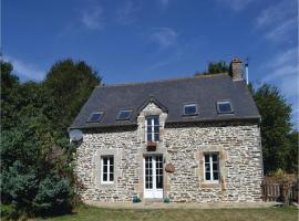 Holiday home Plessala J-668, Saint-Udy (рядом с городом Plouguenast)