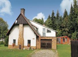 Holiday home Dolni Cerna Studnice, Pěnčín