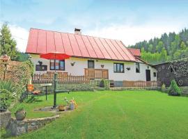 Holiday home Bohdasice, Bohdašice (Stará Dlouhá Ves yakınında)