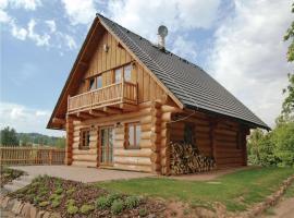 Holiday Home Semily with a Fireplace 02, Semily (Háje yakınında)