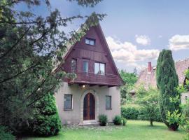 Holiday home Jestrebice Nr., Jestřebice