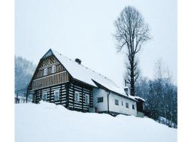 Holiday home Slana u Semil, Hořensko (Tatobity yakınında)