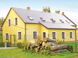 Holiday home Zlutice-Psov QR-756, Novosedly (Štědrá yakınında)