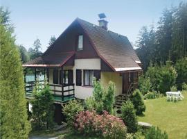 Holiday home Zbudov, Klášterec nad Orlicí (Vítanov yakınında)